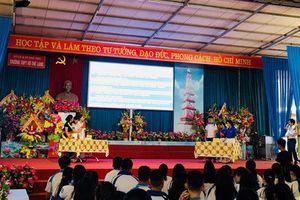 Phú Thọ: ' Ngày Pháp luật năm 2018' trong trường học