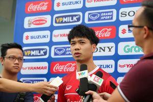 Đội tuyển Việt Nam: Khi Công Phượng tự tin và tự ti