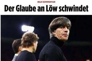 'Bài toán' Joachim Loew của người Đức