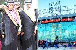 Quốc vương Saudi Arabia muốn chi 4 tỷ bảng mua M.U