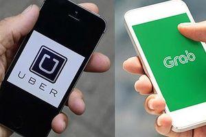 Bộ Giao thông lại đề xuất 'quản' Grab như taxi thông thường