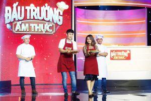 Chu Thanh Vân dùng mỹ nhân kế vẫn thua tài nấu ăn của Châu Gia Kiệt