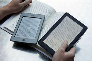 Thị trường sách điện tử phát triển năng động