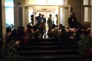 Đại tiệc sinh nhật bằng ma túy của nhóm thiếu gia Bình Thuận