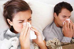 Cách đối phó với bệnh đường hô hấp lúc giao mùa