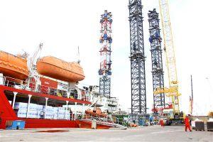 Bà Rịa- Vũng Tàu: 49,5 triệu tấn hàng hóa qua cảng
