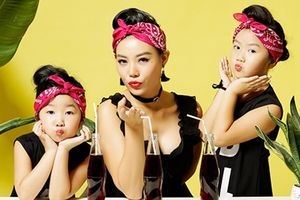 Diễn viên Thanh Hương: vẫn còn duyên gái hai con