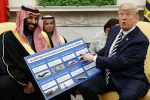 Ông Trump nói trừng phạt Ả Rập Saudi là Mỹ 'tự trừng phạt mình'