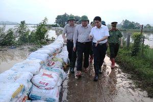 Sau lũ lụt Chương Mỹ, Hà Nội chi 37,3 tỉ đồng để kè sông Bùi