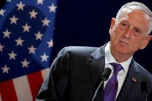 Ông Trump đề cập khả năng Bộ trưởng Quốc phòng Mỹ từ chức