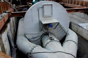TP.HCM tái đàm phán giá thuê 'siêu máy bơm' chống ngập