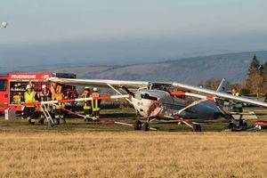 Đức: Máy bay Cessna đâm vào đám đông, nhiều người thiệt mạng