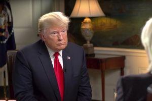 Ông Trump cảm thấy thoải mái khi giữ cương vị Tổng thống Mỹ