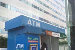 Bất cập tình hình an ninh lỏng lẻo tại các cây ATM