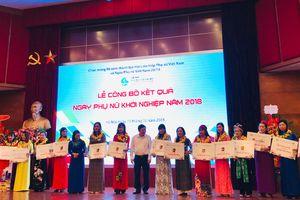 Lễ trao Giải thưởng Phụ nữ Việt Nam: Tôn vinh, khích lệ nghị lực vươn lên của phụ nữ Việt