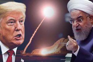 Đánh IS ở Syria, Iran gửi đòn dằn mặt tới Israel, Mỹ