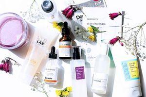 Thu hồi 4 sản phẩm mỹ phẩm không đảm bảo chất lượng