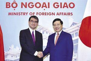 Việt Nam, Nhật Bản kêu gọi Mỹ quay lại CPTPP