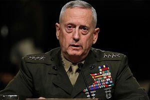 Bộ trưởng Quốc phòng Mỹ James Mattis sắp từ chức?