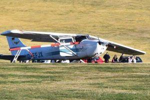 Đức: Máy bay lao vào đám đông, 11 người thương vong