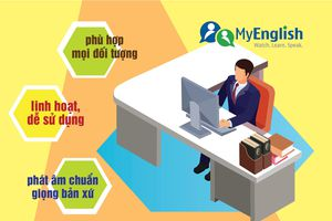 Dân công sở không còn 'sợ' Anh ngữ với VNPT MyEnglish