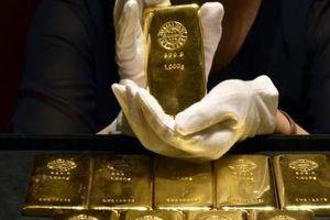 Giá vàng châu Á tăng nhẹ