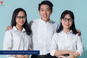 Gặp dàn trai xinh, gái đẹp là 15 gương mặt xuất sắc nhất cuộc thi tìm kiếm Thủ lĩnh tân sinh viên Học viên Ngoại giao