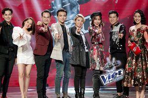 Ghi hình Liveshow 3: Dàn HLV Giọng hát Việt nhí 2018 ai cũng diện sắc đen quyền lực, chỉ trừ 2 mỹ nhân này!