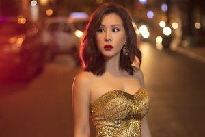 Hoa hậu Thu Hoài sắp ra mắt sách 'Đàn bà phố thị'