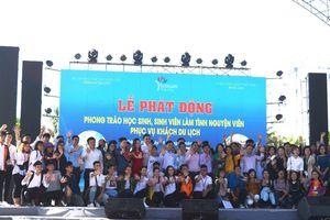 Đà Nẵng: Phát động phong trào học sinh, sinh viên làm tình nguyện viên phục vụ khách du lịch