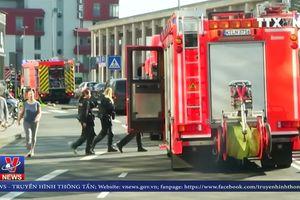 Giải cứu thành công con tin tại Cologne, Đức