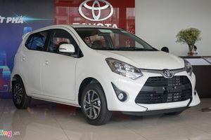 Soi chi tiết Toyota Wigo: Xe rẻ nhất của Toyota