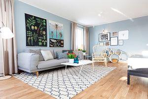 Cách trang trí căn hộ theo phong cách Bắc Âu đơn giản nhưng hút mắt