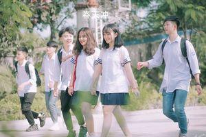 10x THPT Chuyên Sơn La gây sốt với bộ ảnh về tuổi học trò