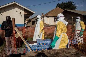 Bùng phát đợt dịch Ebola mới ở CHDC Congo, tình hình rất đáng lo ngại