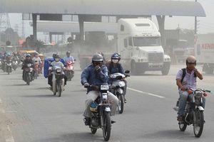 TP. Hồ Chí Minh: Ô nhiễm tiếng ồn, ô nhiễm không khí ngày càng gia tăng