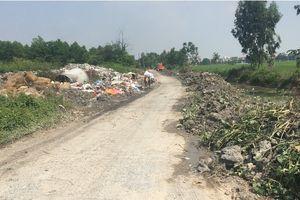 Đông Anh (Hà Nội): Dân khốn khổ vì bãi rác tự phát
