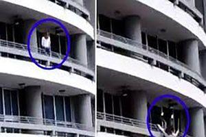 Mải chụp ảnh selfie, người phụ nữ bị ngã từ tầng 27 xuống đất tử vong