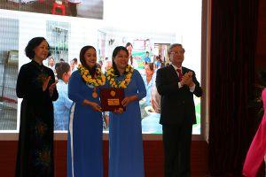 Trao Giải thưởng Phụ nữ Việt Nam 2018