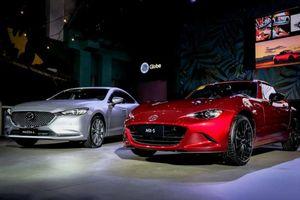 Mazda 6 và MX-5 2019 lộ thống số kỹ thuật trước ngày ra mắt
