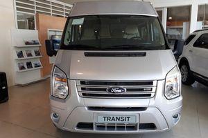 Triệu hồi gần 7.000 xe Ford Transit tại Việt Nam