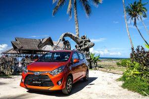 Toyota Philippines triệu hồi hơn 15.000 xe giá rẻ Wigo