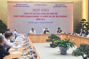 Công bố Chỉ tiêu đo 'sức khỏe' doanh nghiệp Việt