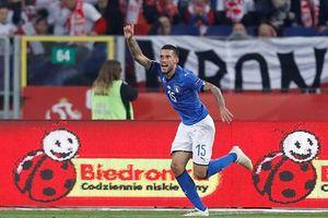 Biraghi lập công, Italia giành 3 điểm tại Ba Lan