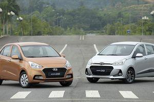 Hyundai Grand i10 bị triệu hồi để sửa lỗi trục khuỷu tại Việt Nam