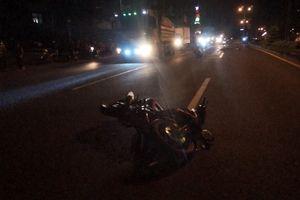 Va chạm dải phân cách cứng giữa quốc lộ, một người tử vong