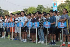 Đội Cổ Bi 1 xuất sắc giành ngôi vô địch Gia Lâm Agribank Cup 2018
