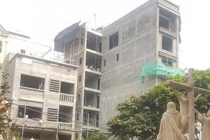 Nam Từ Liêm: Công trình xây dựng sai phép tại phường Trung Văn không bị xử lý!