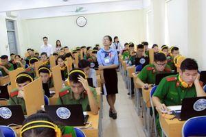 Sôi nổi Hội thi Olympic Tiếng Anh học sinh, sinh viên toàn quốc