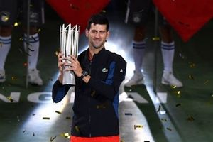 Vô địch Thượng Hải Masters, Djokovic vượt Federer đuổi sát Nadal
